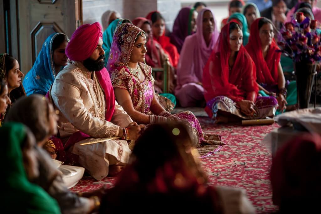 Punjabi Marriage Couple Photo | New Calendar Template Site