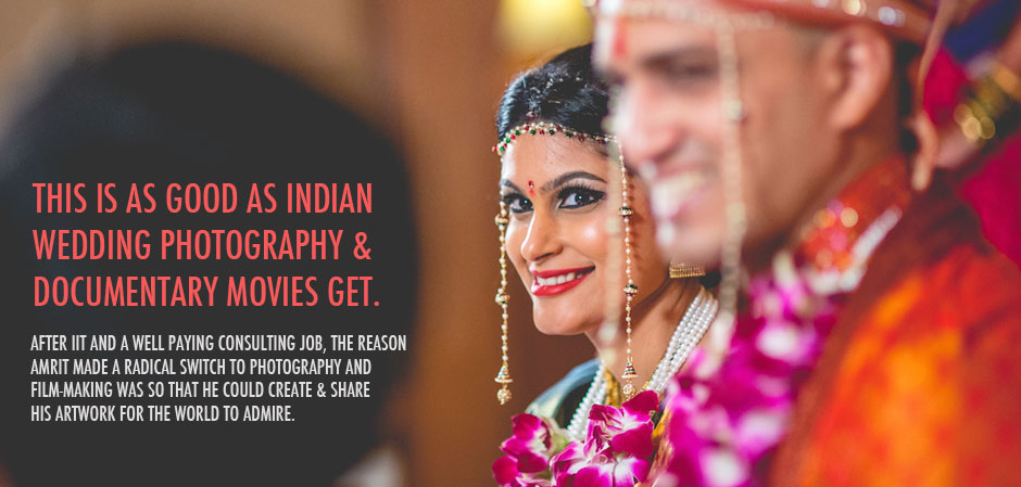 top candid wedding photographers india
