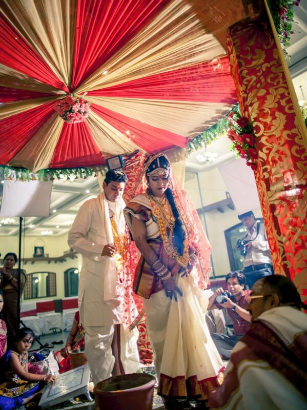 candid wedding photographers south india