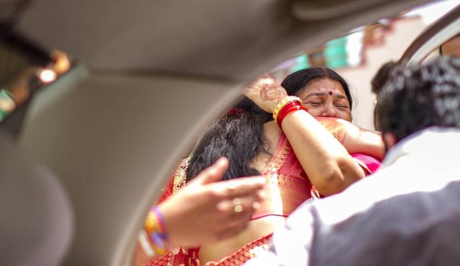 creative wedding photographers india