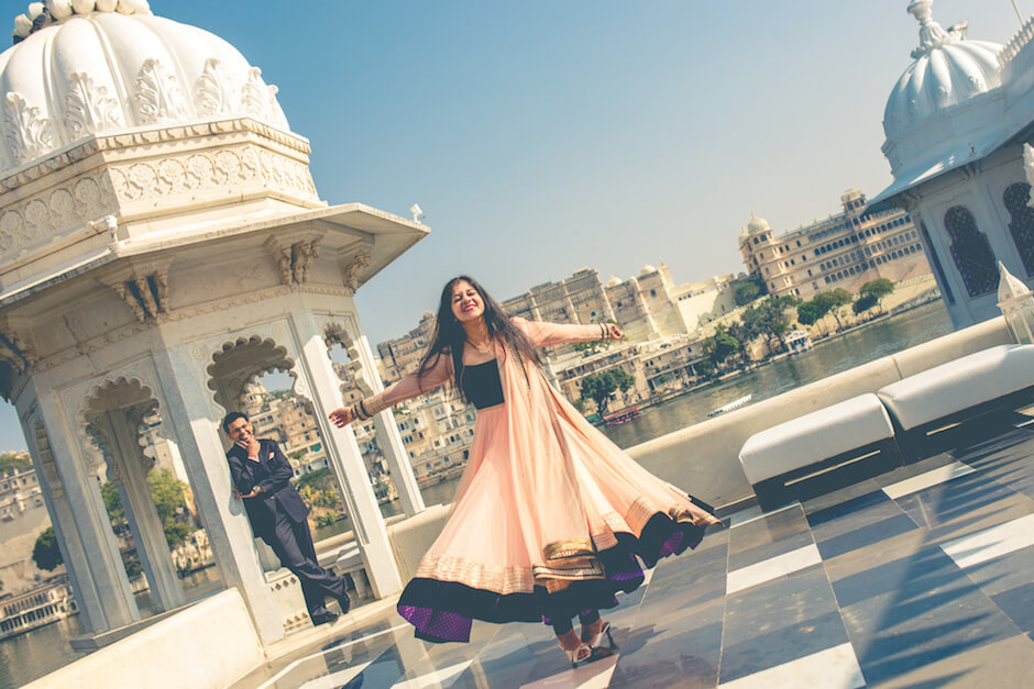 Destination wedding photographers India