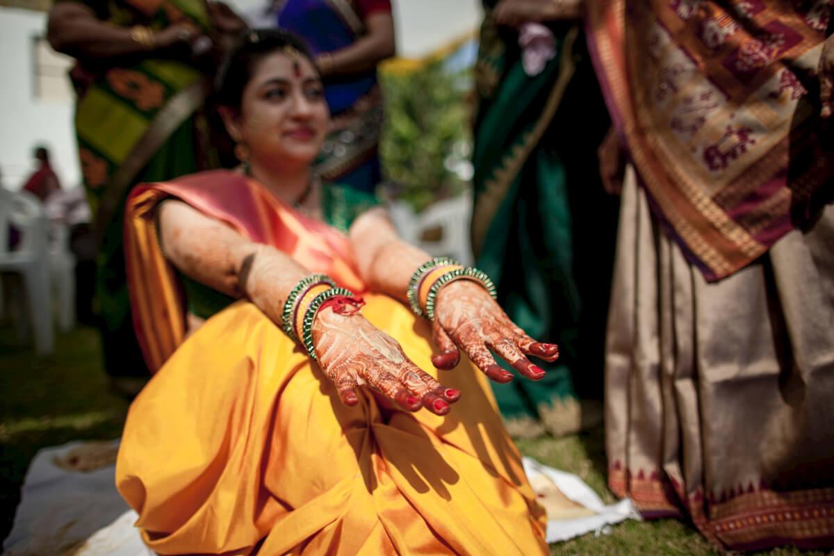amazing wedding photographs from india