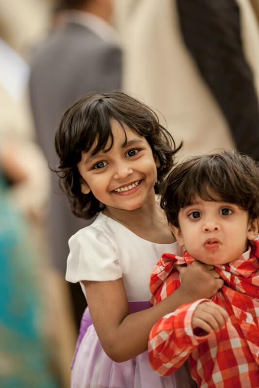 Children Indian Wedding Portrait Candid Best Photographers