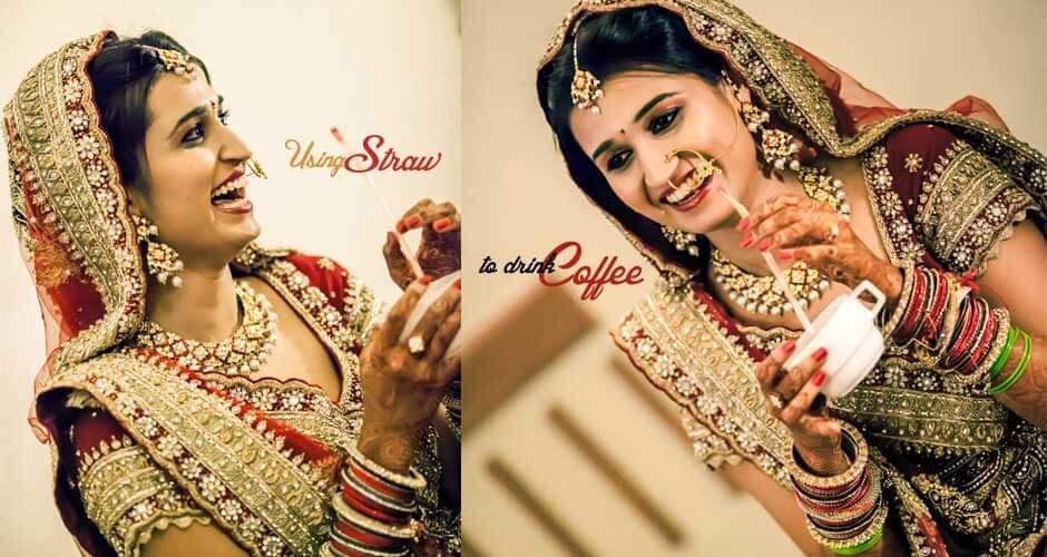 7 best bridal portrait photographer in bangalore india