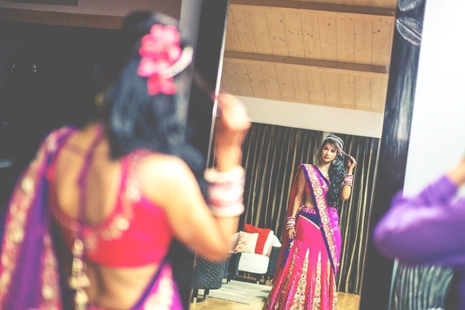 creative wedding photographers india