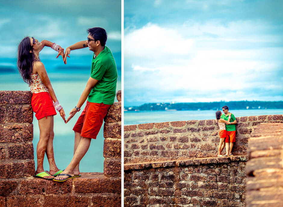 international wedding photograpehrs goa