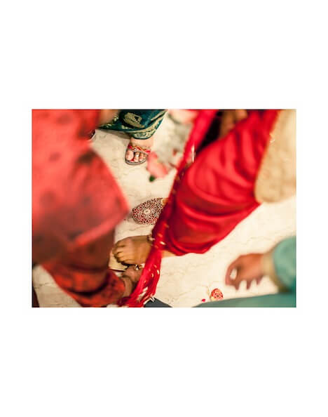 40 indian wedding photographs