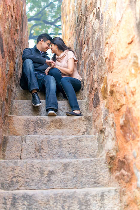 pre wedding shoot delhi