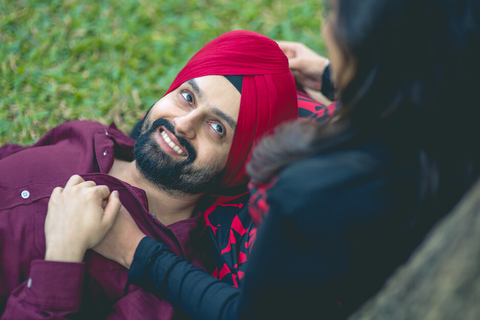 Pre wedding couple-shoot Bangalore