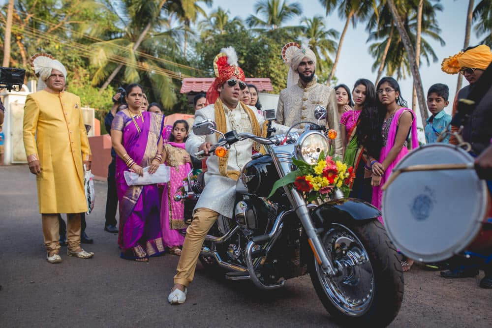 wedding cinematographers Goa