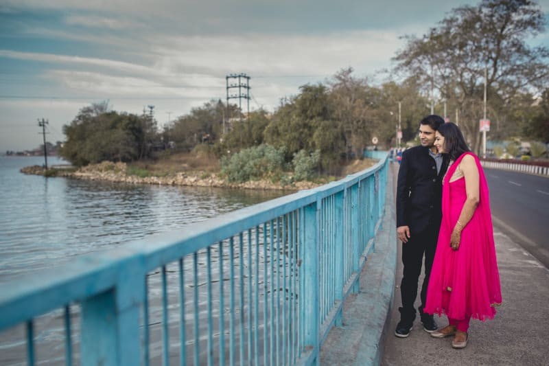 pre wedding photography bhopal